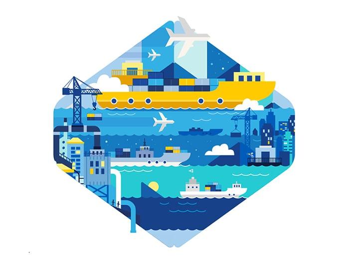 embarcador seguro de carga