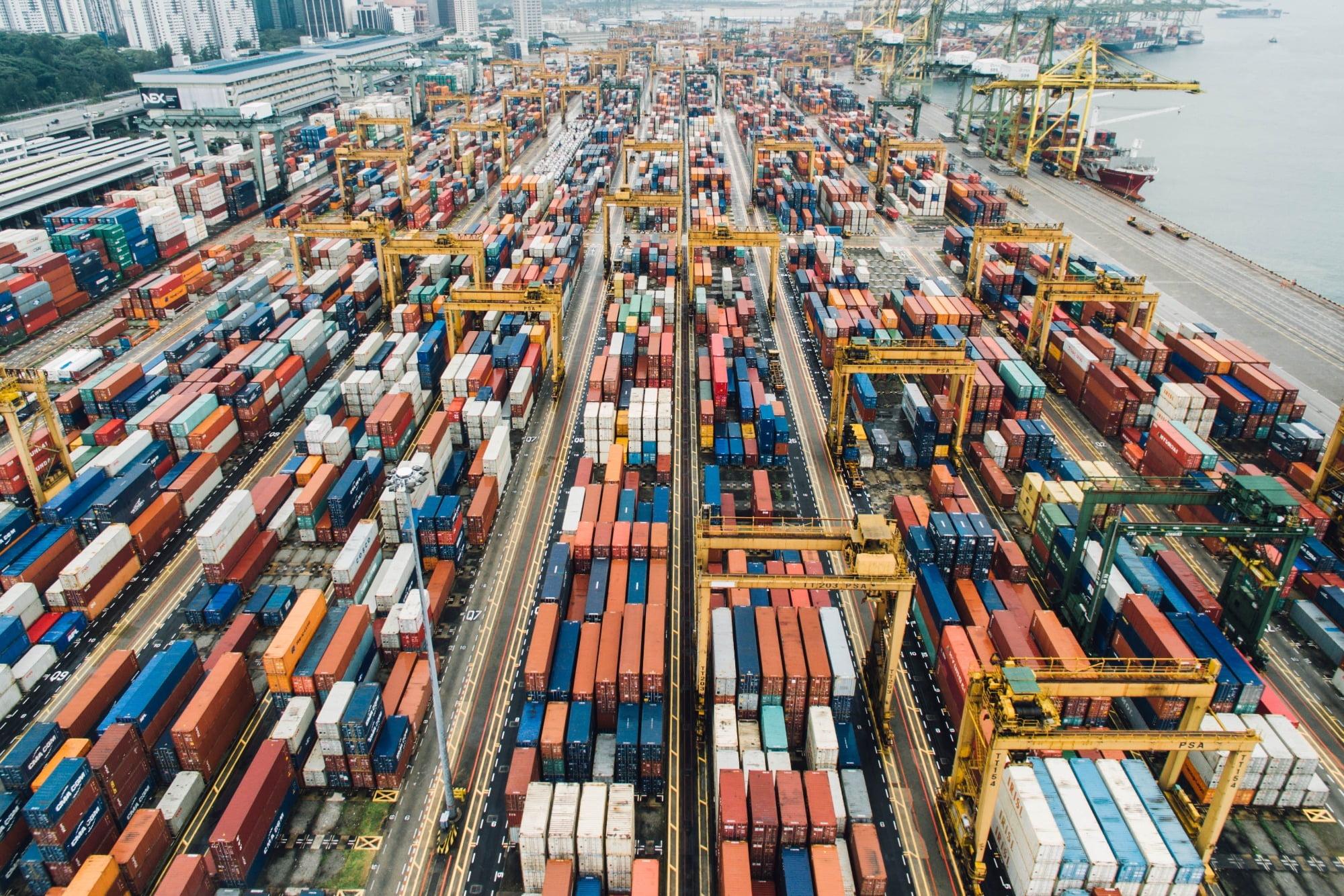 importação e exportação diferenças